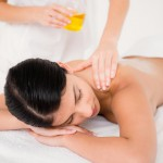 therapist applies oil for woman's massage: Phytanna Medical Hemp and Pain Blog