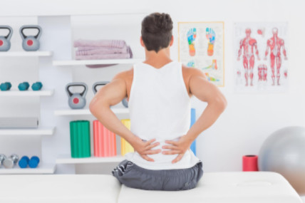 back pain causes and symptoms