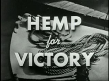 Hemp for Victory program